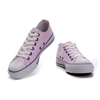 All Star Converse Aimer Coeur Rose