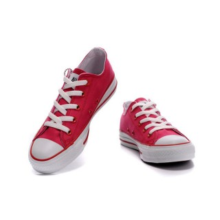 All Star Converse Amour Coeur Rouge