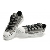 All Star Converse Blanc Gris Graffiti