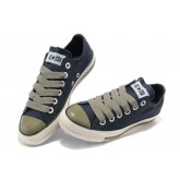 All Star Converse Bleu Gris