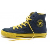 All Star Converse Bleu Jaune