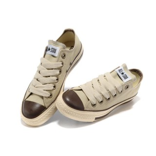 All Star Converse Brun Kaki