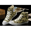 All Star Converse Camouflage Vert Olive