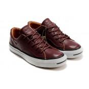 Chaussures Converse Racearound Cuir Brun