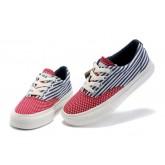 Chaussures Converse Usa Drapeau Bleu Rouge