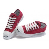 Chaussures Converse Velcro Rouge