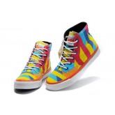 Chaussures Converse X Confitures Bloc De Roche Jaune
