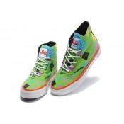 Chaussures Converse X Confitures Bloc De Roche Verte