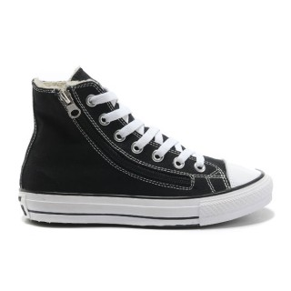 Converse France Chuck Taylor All Star Shearling Douce Sieste éclair Rouge Noir