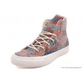 Chuck Taylor Converse All Star Femme Haute Toile Multicolor