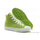 Chuck Taylor Converse All Star Femme Haute Toile Turquoise