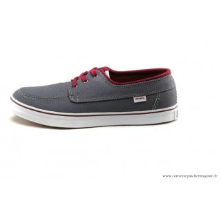 Converse All Star Basse Skateboard Chaussures Grise