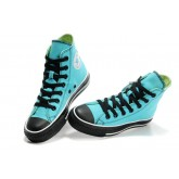 Converse Pas Cher Converse All Star Double-marine De La Langue