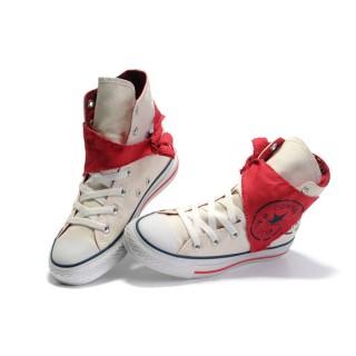 Converse Pas Cher Converse All Star écharpe Rouge
