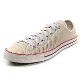 Converse All Star Soldes Maille Beige