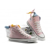 Converse All Star Pas Cher Rose