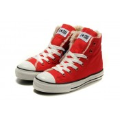 Converse All Star Pas Cher Rouge Sieste Douce