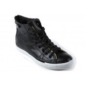Converse Prix Chuck Taylor All Star Cuir Noir Double Zip John Varvatos Oxford