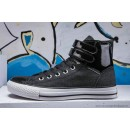 Converse Chuck Taylor All Star Haute Double Buckles Noir