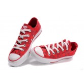 Converse Chuck Taylor All Star Lettre Rouge