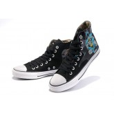 Converse Chuck Taylor All Star Noir Batman Vs Joker