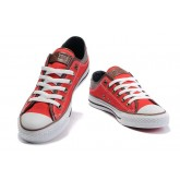 Converse Chuck Taylor All Star Rouge