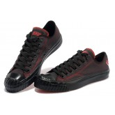 Converse Chuck Taylor All Star Rouge Noir