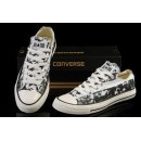 Converse France Chuck Taylor All Star Usa Drapeau Blanc Noir