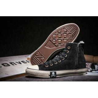 Converse Chuck Taylor All Star Zip Haute Noir