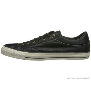 Converse John Varvatos All Star Ox Basse Cuir Noir