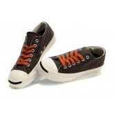 Converse Paris Britpop Plaid Brun