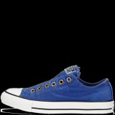 Converse Slip-On All Star Homme Basse Toile Bleu