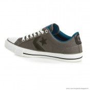 Converse Star Player Ev Ox Converse Cons Toile Grise Bleu