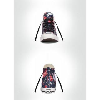 Drapeau Converses Americains De Style POP Imprimee