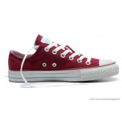 Homme Converse Marimekko All Star Double Tongue Basse Rouge PunctiPourm