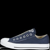 Homme Converse Slip-On All Star Basse Toile Bleu Marine