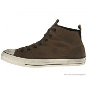 John Varvatos Homme Converse All Star Mid Marron