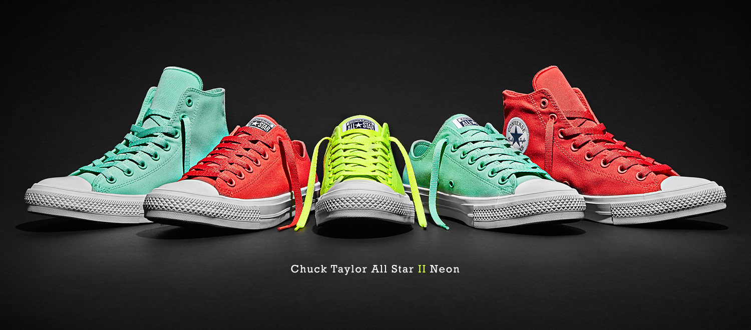 Chuck Taylor All Star II Neon
