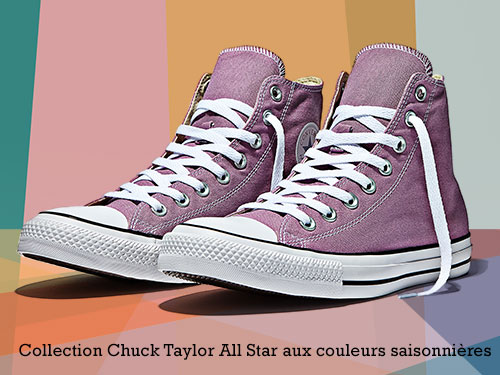 Chuck Taylor All Star Seasonal Colour Collection