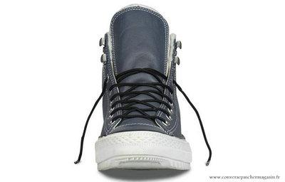 a33bbe0963c33 Cuir Chaussures Clair Bleu Homme Converse All Star Chuck Taylor ...