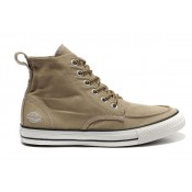 All Star Converse Beige Sieste Douce Shearling Glissière