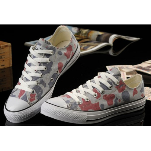 the best attitude b4132 6ea1a coupon for all star converse camouflage gris rouge b9f95 b64f4