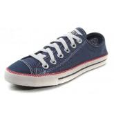 Chaussures Converse Maille Bleu