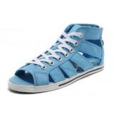 Chaussures Converse Par Avril Lavigne Bleu