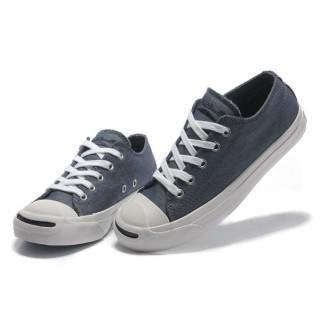 Chaussures Converse Rétro Lavé Bleu