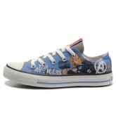 Chaussures Converse Thor Imprimé Bleu