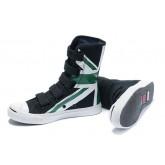 Chaussures Converse Uk Flag Velcro Noir