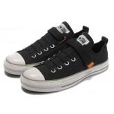 Chaussures Converse Velcro Noir