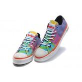 Chaussures Converse X Confitures De Bleu Bloc De Roche