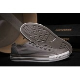 Converse All Star Basse Toile Grise